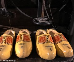 Amsterdam ramblings (Anne Young2014) Tags: carved wooden wood holland netherlands marken clogmaker clogs