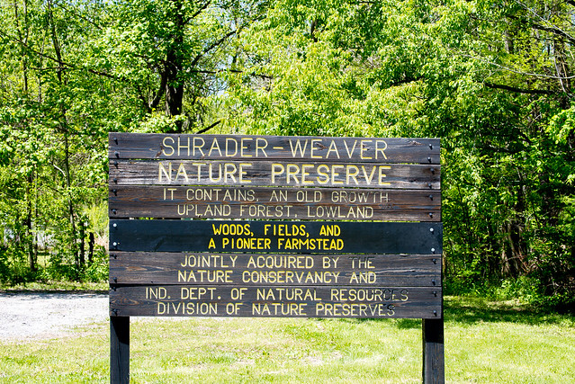 Shrader-Weaver Nature Preserve - May 8, 2017