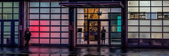 Waiting (Jeffrey Friedkin) Tags: jeffreyfriedkinphotography building cityscene colors evening lights manhattan newyork nyc newyorkphoto night newyorkscene red street streetscene z