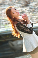 Lili1048 (Mike (JPG直出~ 這就是我的忍道XD)) Tags: lili 台灣大學 d300 model beauty 外拍 portrait 2014