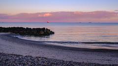 Settling Sun [Explored] (Poul_Werner) Tags: danmark denmark klitgården skagen beach easter hav ocean påske sea solnedgang strand sunset northdenmarkregion dk