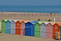 Mare! (stefano.chiarato) Tags: mare acqua spiaggia cabine colori veneto italy