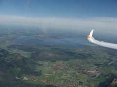Hoher Abflug (Roland Henz) Tags: fliegen segelfliegen segelflug dassu unterwössen 2017 11072015 link olc flugweg cheimsee abflug wind windfliegen starkwind föhn