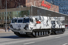 """Arctic SAM systems """"Pantsir-SA"""" Russian ARMY (Pavel """"Myth"""" YB) Tags: military moscow day parade victorydayrussia victorydaymoscow victory armyforces militaryparade street russianarmy armed power uniform people russian flag celebration clothing force gun rehearsal vehicle car ceremony tank protection holiday squad outdoors victorydayparade 9may camouflage guard history soldier patriotic column troop combat battalion transport militaryforces victorydaymay machinegun victoryday russia weapon army"""