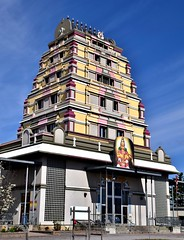 Canada Sri Ayyappan Hindu Temple, 635 Middlefield Road, Toronto, ON (Snuffy) Tags: canadasriayyappanhindutemple placesofworship 635middlefieldroad scarborough toronto ontario canada hindu