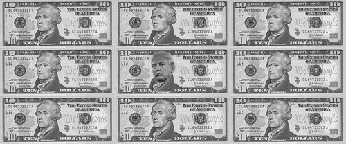 Trump money, From FlickrPhotos