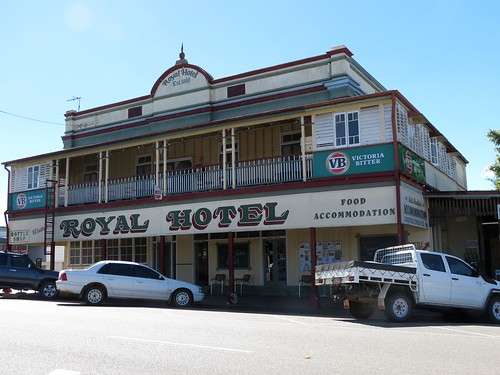 Royal Hotel, Herberton