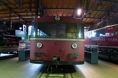 Schienenbus 795 im DTM Berlin (Helgoland01) Tags: schienenbus dtm 795 br795