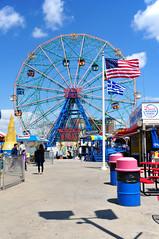 DSC_2388ConeyIsland (artsynancy) Tags: coneyisland brooklyn coneyislandbrooklyn spring amusement throwback urban seaside shore boardwalk carousel entertainment newyorkcity newyork brooklynnewyork