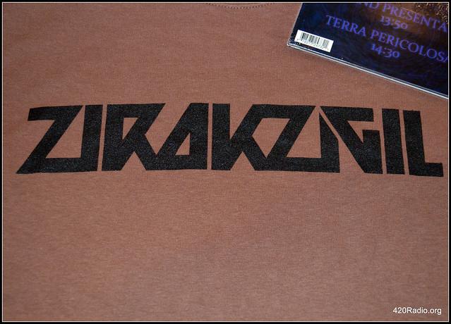 Zirakzigil - Panic Room, Portland - 06/12/15
