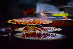 The great Indian masala dosa (Claronut Clicks) Tags: india indian food streetfood masaladosa dosa cheese masala colorful spicy tasty street streetphotography southindia foodie foodporn foodphotography nightphotography lowlight lowlightphotography travel nikon bangalore