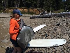 Michelle at Short Sands (Sam Beebe) Tags: shuler beach ms shortsands oswaldweststatepark oregon surfing