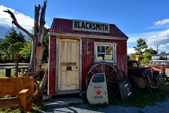 Burkes Pass - A little Blacksmith store (Lim SK) Tags: burkes pass black smith canterbury