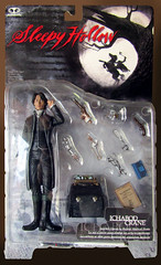 Ichabod Crane (Hydra5) Tags: johnnydepp mcfarlanetoy ichabodcrane sleepyhollow actionfigure