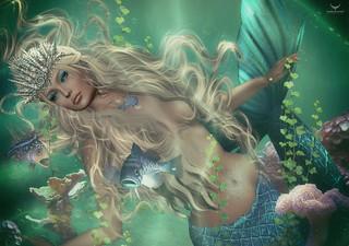 Fae~Deep Sea Fairytale