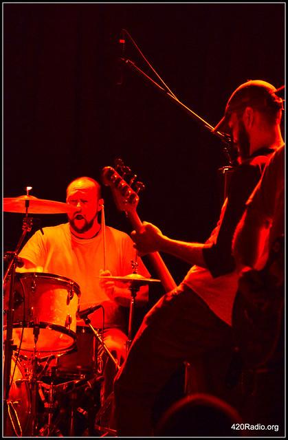 Bongzilla - Star Theater - Portland, OR - 03/06/16