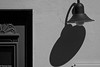 Shadow (Th.Duerr) Tags: wall lamp shadow blackwhite einfarbig seebw