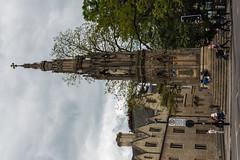 Martyrs' Monument Archbishop Cranmer North Face (Le Monde1) Tags: oxford england oxfordshire university city lemonde1 nikon d800e county college georgegilbertscott thomascranmer nicholasridley archbishop martyrsmonument magdalenstreeteast hughlatimer uk dreamingspires morse