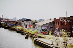Gowanus Canal (paleyphotos) Tags: flickrelite canal gowanus new york street city urban graffiti art decay nyc brooklyn
