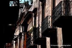 Labyrinth (Ecinquantotto ( + 1.500.000 views !!! GRAZIE) Tags: architettura architecture arte balconi colori colors d3000 diagonale diagonal finestre geometrie italia italy lampioni lamps lecce puglia nikon nikond3000 ombre sud