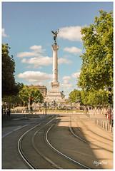 Bordeaux (regis.muno) Tags: nikond70 monumentmonument aux girondinsbordeauxplace des quinconcesbordeauxaquitainefrancemonument monumentauxgirondins bordeaux placedesquinconces aquitaine nouvelleaquitaine france