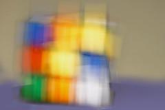 On Macro Mondays, Rubik gets the shakes (Wim van Bezouw) Tags: macromondays intentionalblur rubik sony ilce7m2 vibration speaker blur motion
