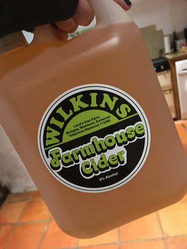 Wilkins Farmhouse Cider
