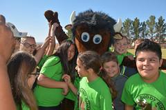 CRK_4674 (National Park Trust's Buddy Bison) Tags: bennettelementaryschool laughlin nevada nv caesars hero bigbendofthecoloradostaterecreationarea pyramidcanyonpark ck