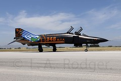 RF4E  7499 (TF102A) Tags: aviation aircraft phantom f4 rf4e greekairforce hellenicairforce larissa 348trs