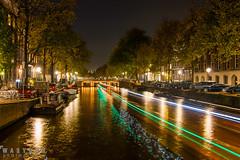 Amsterdam_bridge_night1_30.10.2016 (wasyhun Asefa) Tags: amsterdam city long exposure canon 70d light painting