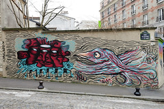 Sarcé - Flex (Ruepestre) Tags: sarcé flex paris parisgraffiti france streetart street graffiti graffitis graffitifrance graffitiparis urbanexploration urbain urban mur rue wall walls ville villes
