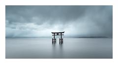 Shirahige II (Sandra Herber) Tags: japan lakebiwa shirahige