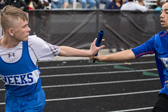 All-City Middle School Track Meet (Phil Roeder) Tags: desmoines iowa desmoinespublicschools students athletes athletics trackandfield track trackmeet canon6d canonef70200mmf4lusm