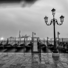 from under the umbrella (Sergey S Ponomarev) Tags: sergeyponomarev canon eos 70d zenit zenitar venice venezia veneto lantern boats gondola rain rainy pioggia piove atmosphere trip travel tourism 2017 april spring primavera tower romance vacation holiday journey europe сергейпономарев город пейзаж европа венеция романтика гондола фонари набережная дождь апрель весна зонтик туризм путешествия трэвел зенит зенитар чб монохром bw biancoenero bn blackandwhite monochrome umbrella зонт italy italia италия
