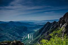 Up In The Mountains! (BGDL) Tags: lightroomcc nikond7000 bgdl landscape afsnikkor18105mm13556g valley montserrat spain