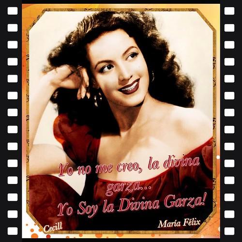 María Félix La Doña Pensamientos Frases Refleccion