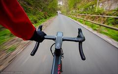 Nordbahntrasse (Torsten Frank) Tags: bahntrasse bergischesland canyon deutschland fahrrad h36aerocockpitcf lenker nordbahntrasse nordrheinwestfalen panda radfahren radsport rennrad ultimatecfslx weg wuppertal bike bicycle roadbike cycling railtrail