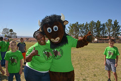 CRK_4672 (National Park Trust's Buddy Bison) Tags: bennettelementaryschool laughlin nevada nv caesars hero bigbendofthecoloradostaterecreationarea pyramidcanyonpark ck