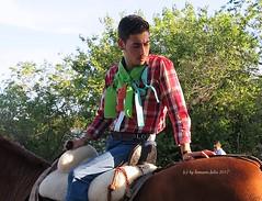 Mundo del caballo.Carrera de cintas.Alameda (Málaga) (lameato feliz) Tags: caballo jinete alameda