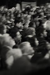 Protest, study 1 (Nikon F2, Kodak Tri-X 400) (alejandro lifschitz) Tags: lifschitz black white blanco negro outdoor kodak trix 400 hasselblad square lightroom photoshop silver efex pro epson 850 monochrome border aires shadows sombras tetenal calle protest protesta demonstration marcha buenos argentina gente people politics politica human rights derechos humanos