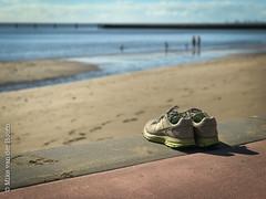 Lost Nike (Michael van der Hoorn) Tags: lost nike shorncliffe travel travelphotography australia queensland iphone7 iphone7plus