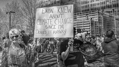 Exxon: Lying About Climate Change for 36 Years (Madison Guy) Tags: climatemarch madisonwi exxon climatechange protest photojournalism sign