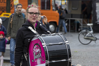 May Day Parade 2017, Vrijdagmarkt, Ghent