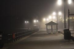 Sidmouth, Devon - misty morning Dec 2016 (Dis da fi we (was Hickatee)) Tags: sidmouth devon misty dec 2016