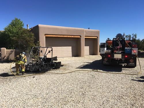 La Madera ATV Fire 05-12-2017