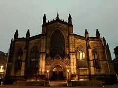 ST Giles Cathedral #uk #europe #roadtrip #scotland