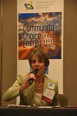 Ann Hancock, Executive Director, Center for Climate Protection