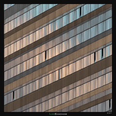Movenpick side reflection (Ilan Shacham) Tags: windows architecture minimalism abstract reflection repetition fineart fineartphotography amsterdam building window netherlands holland movenpick diagonal