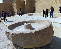 Philae Temple of Isis, Aswan Egypt 2016 (Grangeburn) Tags: egypt aswan ancientegypt philae philaetempleofisis geotagged architecture egyptianarchitecture stone stonecarvings egypt2016