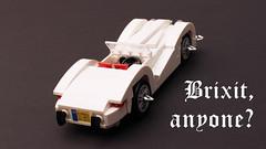 Brixit, anyone? (OutBricks) Tags: lego jaguar afol moc classic car